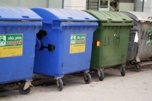 Αποκομιδή απορριμμάτων σε Τύρναβο – Αμπελώνα