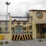 Διαμαρτυρία κρατουμένων για μεταγωγή στις φυλακές Λάρισας