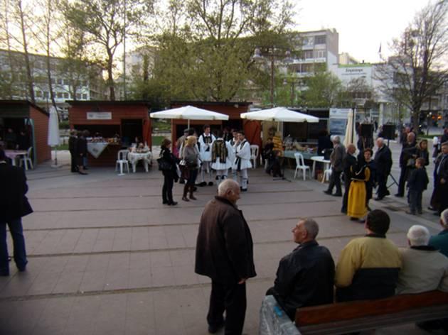Ξεκινάει το «Παραδοσιακό Χωριό» στη Λάρισα