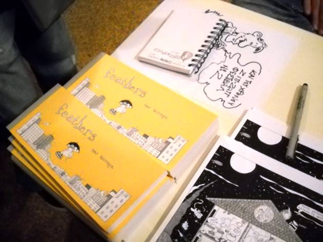Σεμινάριο για τα κόμικς