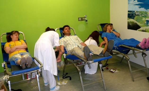 Λάρισα: Που μπορείτε να δώσετε αίμα για τους πυρόπληκτους