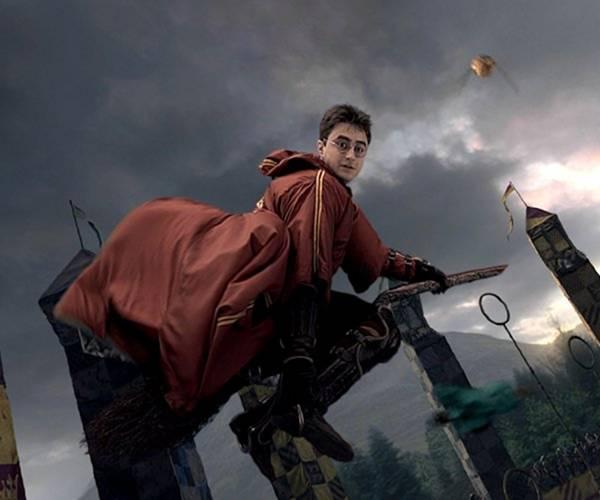 Η επιστροφή του Χάρι Πότερ