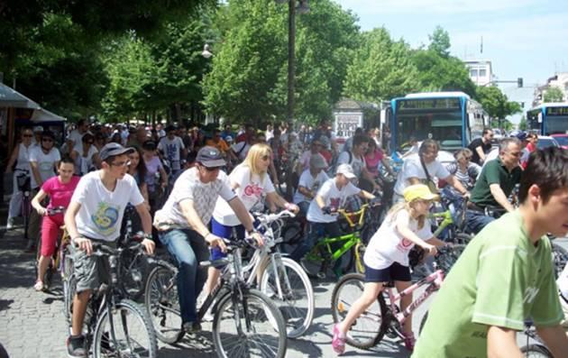 8η πανελλαδική ποδηλατοπορεία