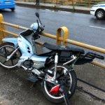 Τροχαίο ατύχημα στην οδό Φαρσάλων