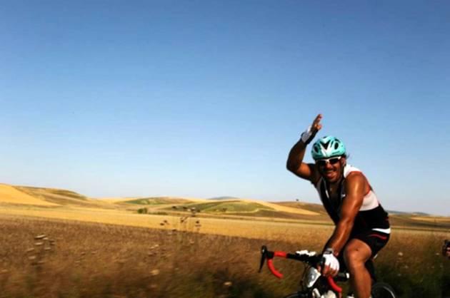 Από την Κοιλάδα των Τεμπών στο Μαντείο των Δελφών… με ποδήλατο