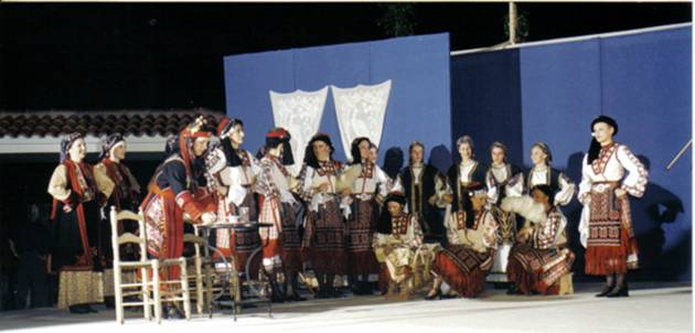 Εκκίνηση για την Ακαδημία Έρευνας Παραδοσιακών Χορών Ελασσόνας