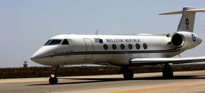 Διάψευση δημοσιεύματος από το ΓΕΑ για το κόστος πτήσης του αεροσκάφους Gulfstream