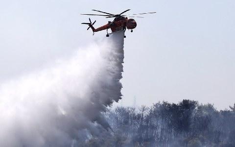 Νέα πυρκαγιά στην Αττική