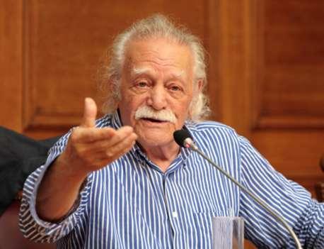 Πανεπιστήμιο Θεσσαλίας: Επίτιμος Διδάκτορας θα αναγορευτεί ο Μανώλης Γλέζος
