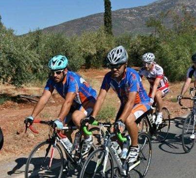 Ποδηλατικός αγώνας χρονομέτρησης ζευγών στο Δ. Λαρισαίων