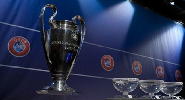 Τα σημερινά αποτελέσματα του Champions League