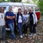 Συνάντηση μελών του VW Bus Club of Greece στον Σπαρμό