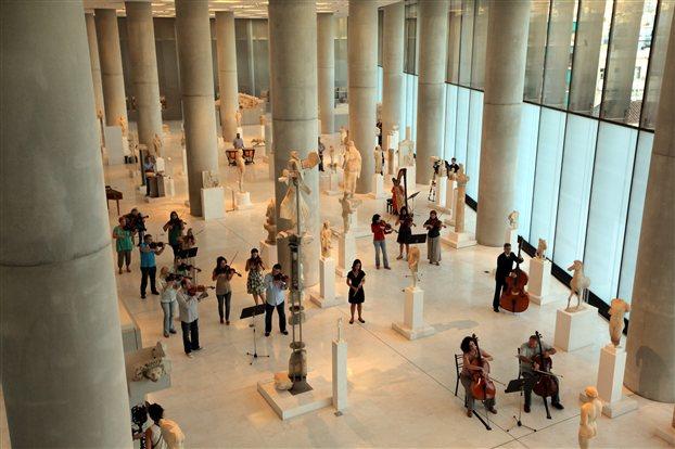 Στην 8η θέση το Μουσείο Ακρόπολης