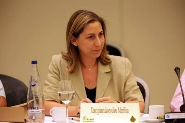 Ξενογιαννακοπούλου: Το σχέδιο της επόμενης μέρας θα έχει προοδευτικό πρόσημο
