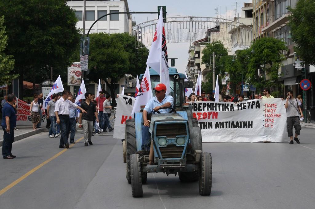 Κάλεσμα προς τους αγρότες για σύσκεψη στη Νίκαια