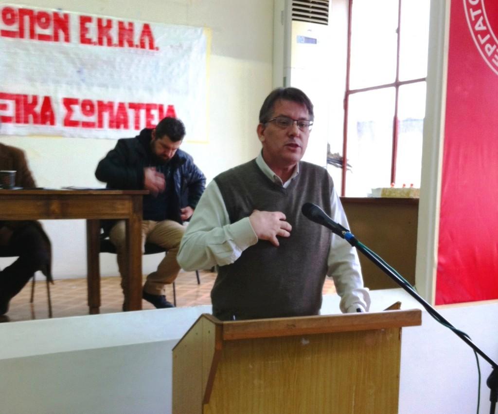 ΕΚΛ: Στο δημοτικό συμβούλιο το θέμα της ανεργίας