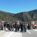 Διώξεις αγροτών για το μπλόκο της Μελούνας