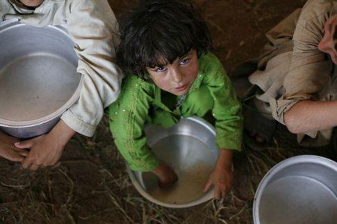 Unicef: Δραματική αύξηση της παιδικής φτώχειας