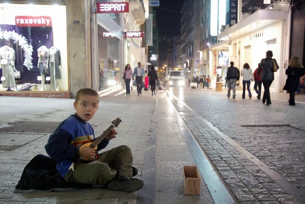 Η φτώχεια «θερίζει» την Ελλάδα