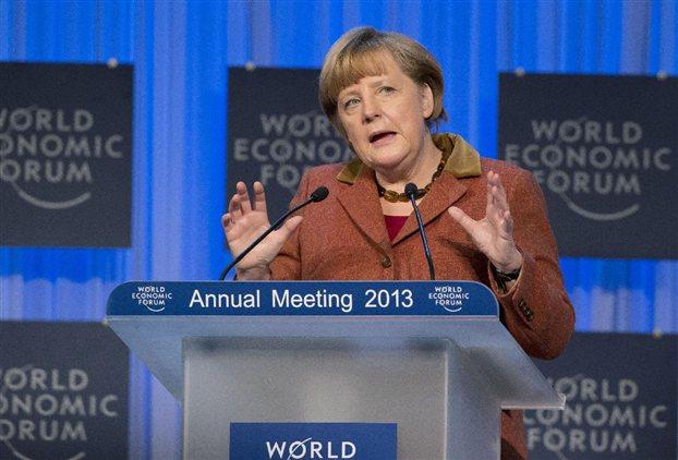 """Μέρκελ: """"Το Ισραήλ έχει δικαίωμα στην αυτοάμυνα"""""""