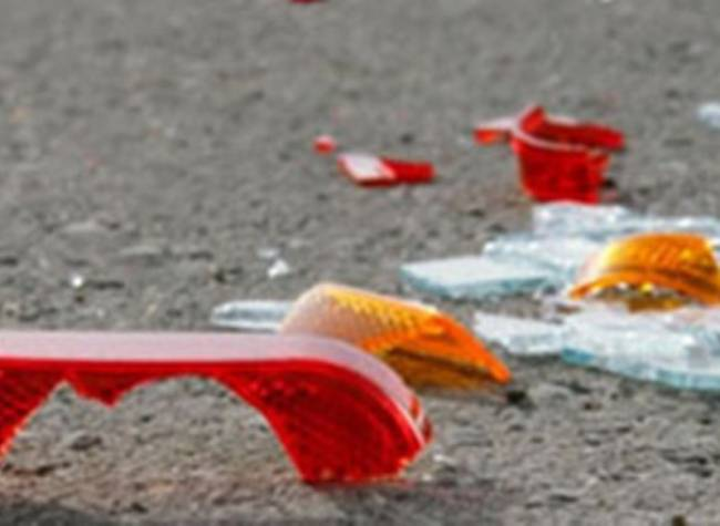 Τροχαίο ατύχημα στη Λάρισα