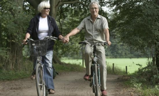 Το ποδήλατο μειώνει τις πιθανότητες για την εμφάνιση καρκίνου