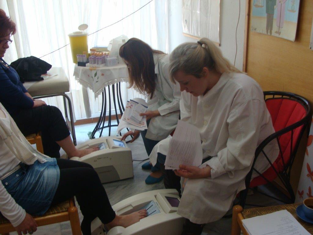 «1 στις 3 γυναίκες του ν. Λάρισας με οστεοπόρωση και οστεοπενία»