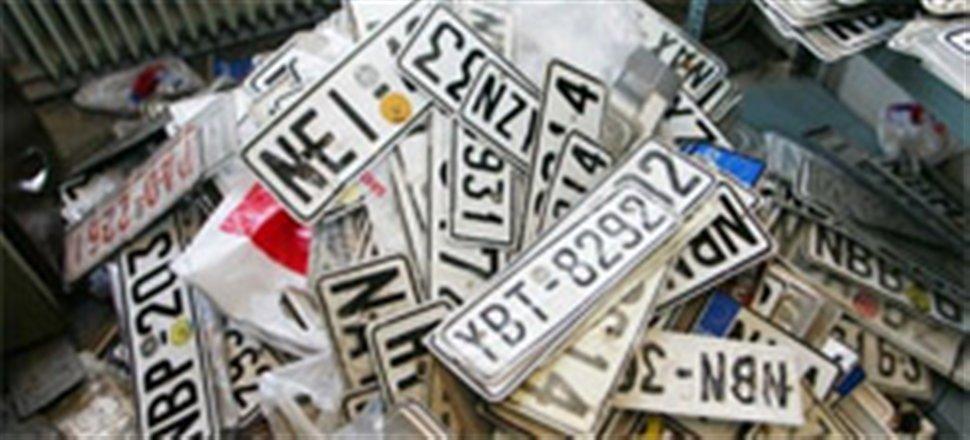 Επιστροφή πινακίδων, αδειών οδήγησης και κυκλοφορίας