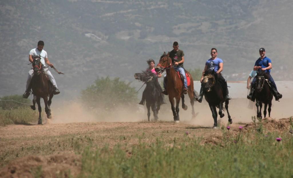 Πλήθος επισκεπτών στους Ιππικούς Αγώνες Μακρυχωρίου