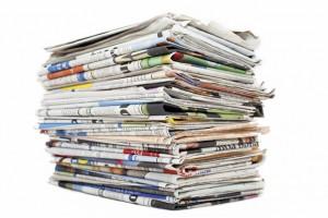 72.593.870 φύλλα έχασαν οι εφημερίδες μέσα σε 5 χρόνια