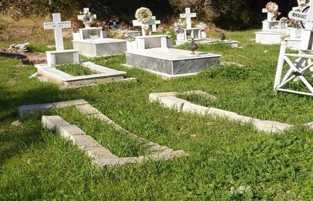 Μνημόσυνο στα στρατιωτικά νεκροταφεία Λάρισας και Αγιάς