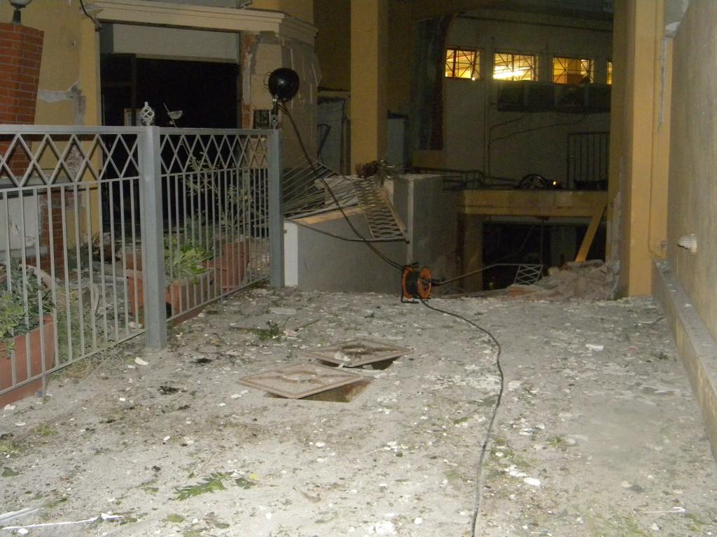 «Ταρίφα» 2.500 € για την επίθεση στην οδό Μανδηλαρά
