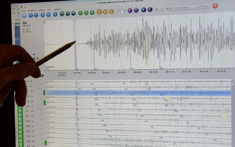 Νέος σεισμός στη Ναύπακτο