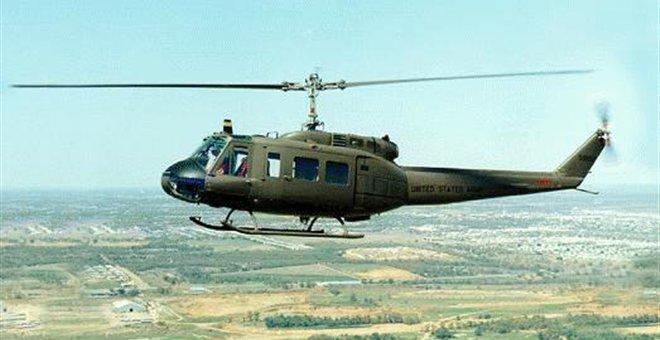 Με στρατιωτικό ελικόπτερο σώθηκε ο τραυματίας ορειβάτης