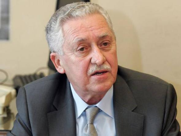 Κουβέλης: Το πολιτικό κλίμα θα κρίνει την εκλογή του Προέδρου