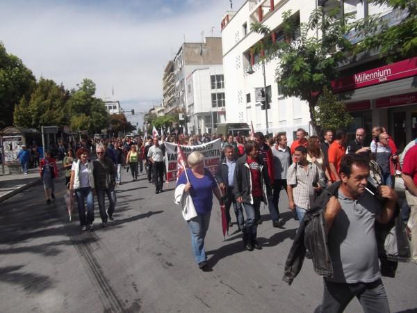 Συλλαλητήριο Εκαπιδευτικών 2