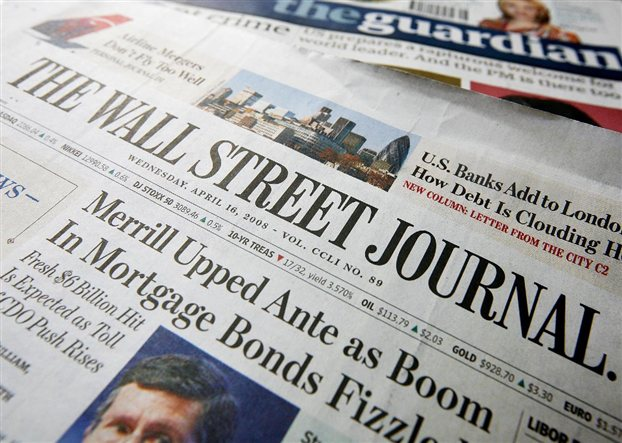 Χάκαραν την Wall Street Journal