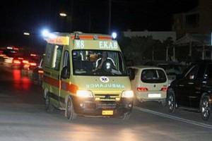 Νεκρός 60χρονος – Κατέρρευσε στην πλατεία του χωριού