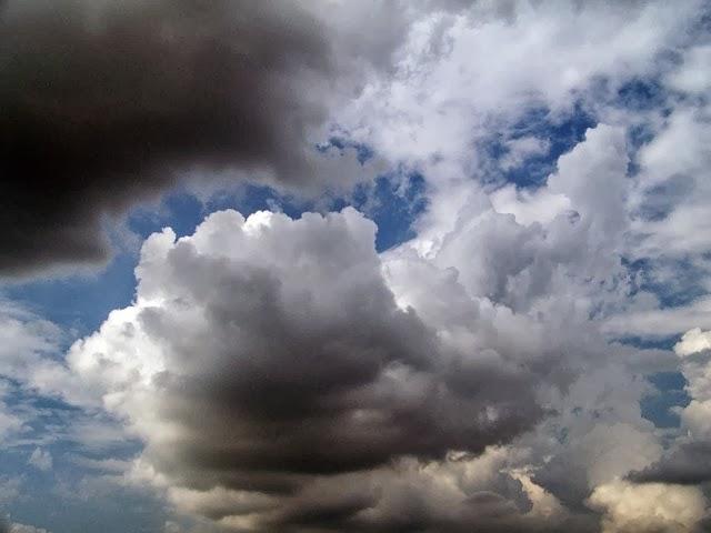 Ήλιος και… καταιγίδες σήμερα!