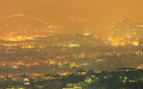 Επιστρέφει η αιθαλομίχλη