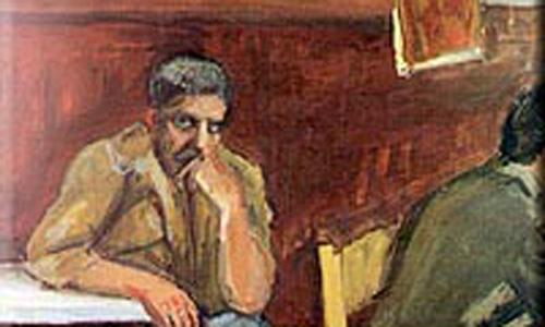 """""""Μ. Καραγάτσης: από τον συγγραφέα στο σχολείο"""""""
