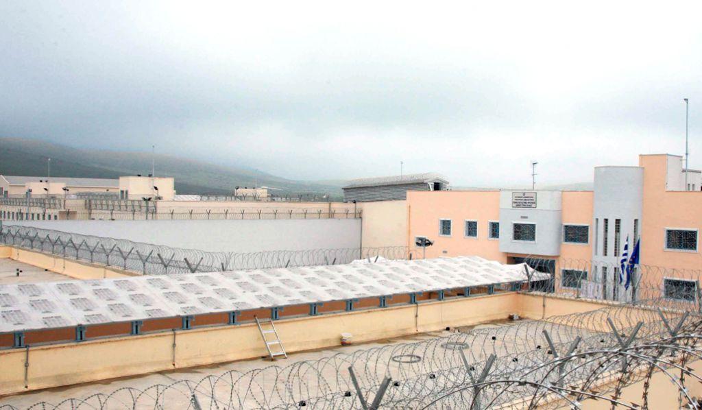 ΣτΕ: Ναι σε Αστυνομικό Τμήμα στις φυλακές Δομοκού