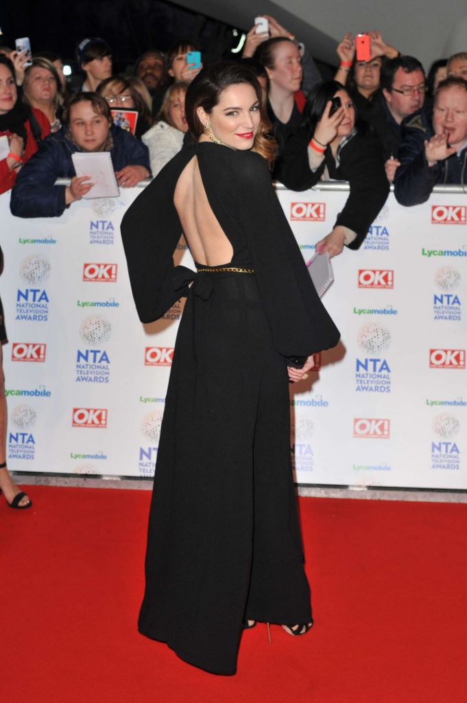 Kelly-Brook_-2014-National-Television-Awards-in-London--07-