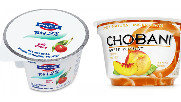 ΦΑΓΕ: Δικαίωση στη Βρετανία για το «Greek yogurt»