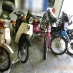 Έκλεψαν μοτοποδήλατο 68χρονου