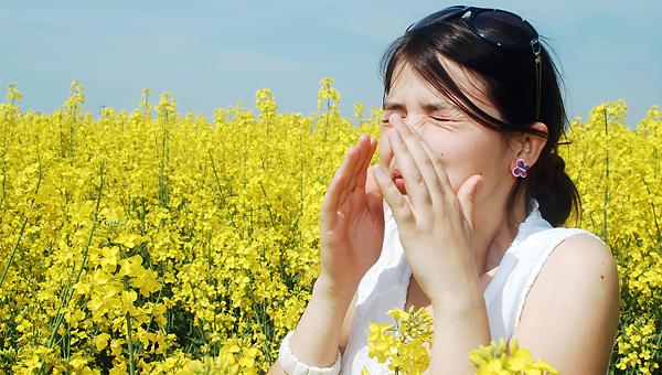Επτά φυσικοί τρόποι για να νικήσουμε τις αλλεργίες