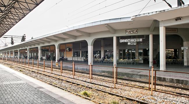 Χωρίς τρένα σήμερα η Λάρισα λόγω απεργίας - Αντιδράσεις για την πώληση της ΤΡΑΙΝΟΣΕ