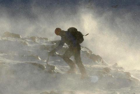 Επιχείρηση διάσωσης ορειβάτη στα Τζουμέρκα