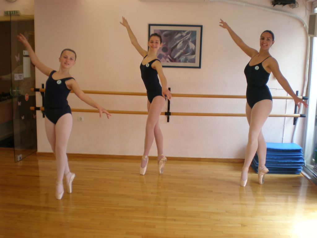 Σεμινάριο τεχνικής κλασικού χορού