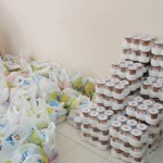 Διανομή τροφίμων